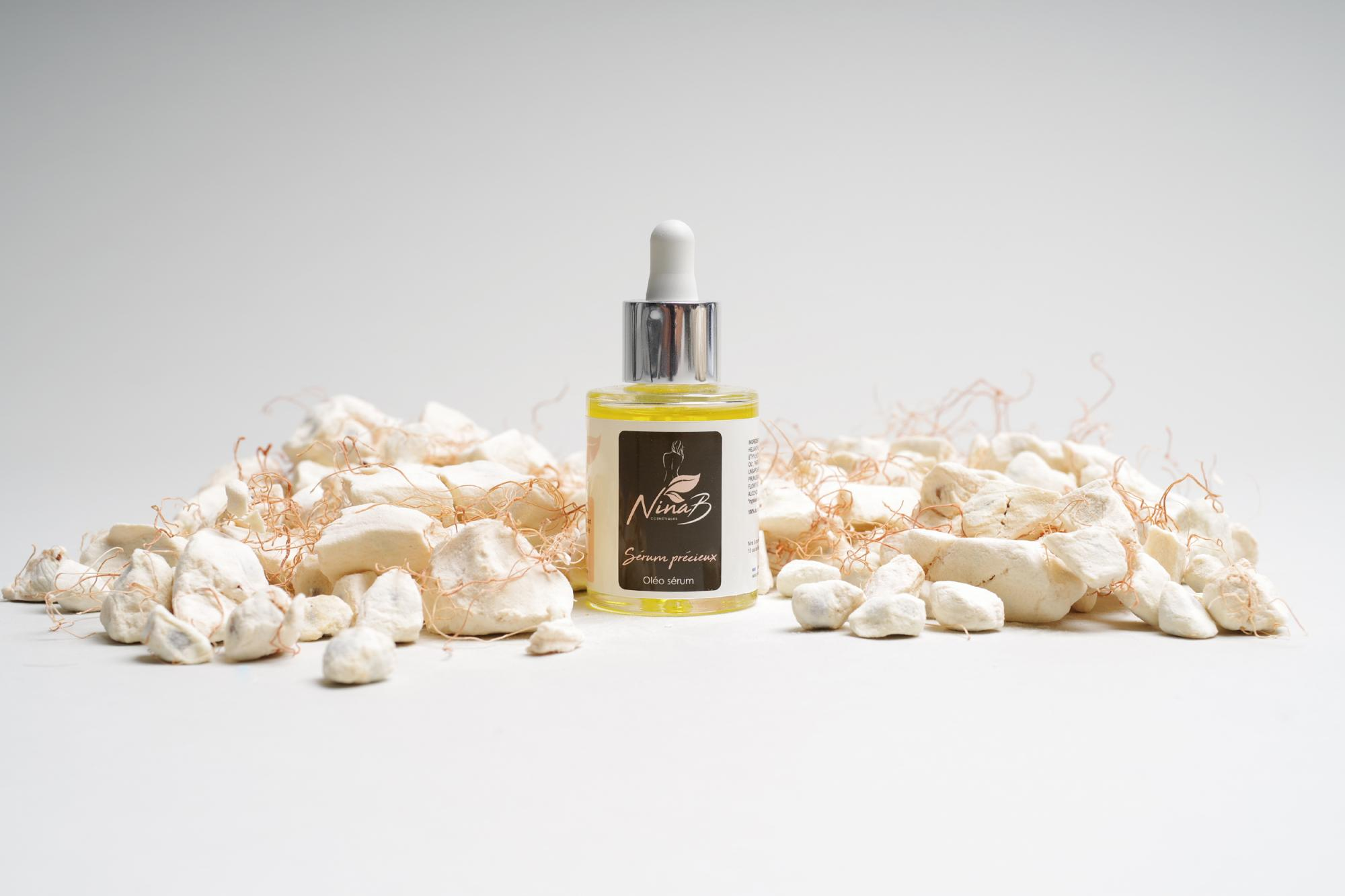 Precious Serum - Anti-Spot Night Radiance - Natural, organic cosmetic product, certified ECOCERT COSMOS ORGANIC